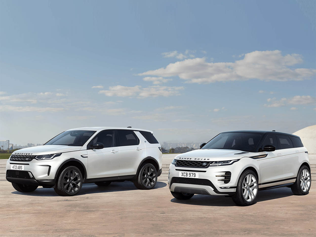 2020MY Discovery Sport and Evoque BS6