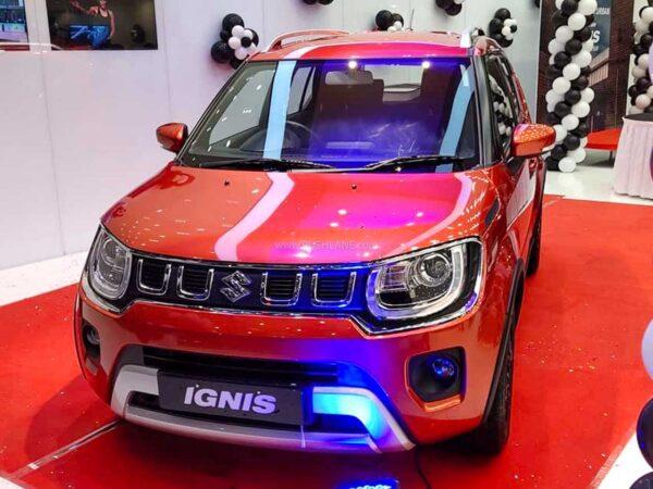 Maruti Ignis BS6