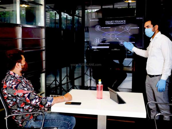 Maruti customer digital sales