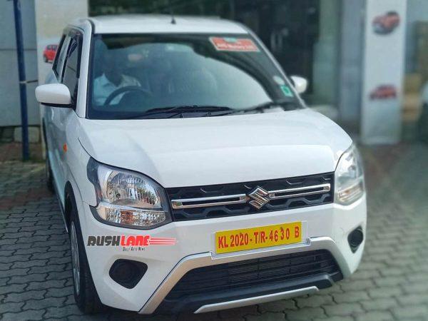 New Maruti WagonR