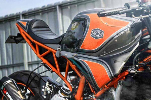 KTM RC 250 Modified