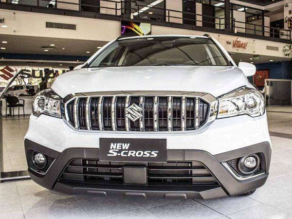 New Maruti S-Cross Petrol