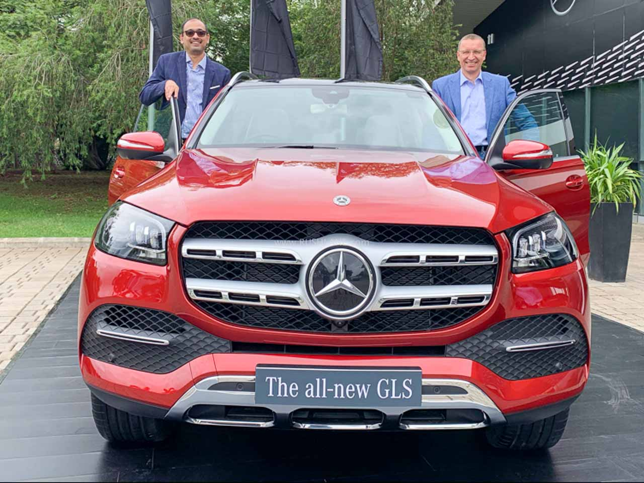 Mercedes Benz GLS SUV Sales