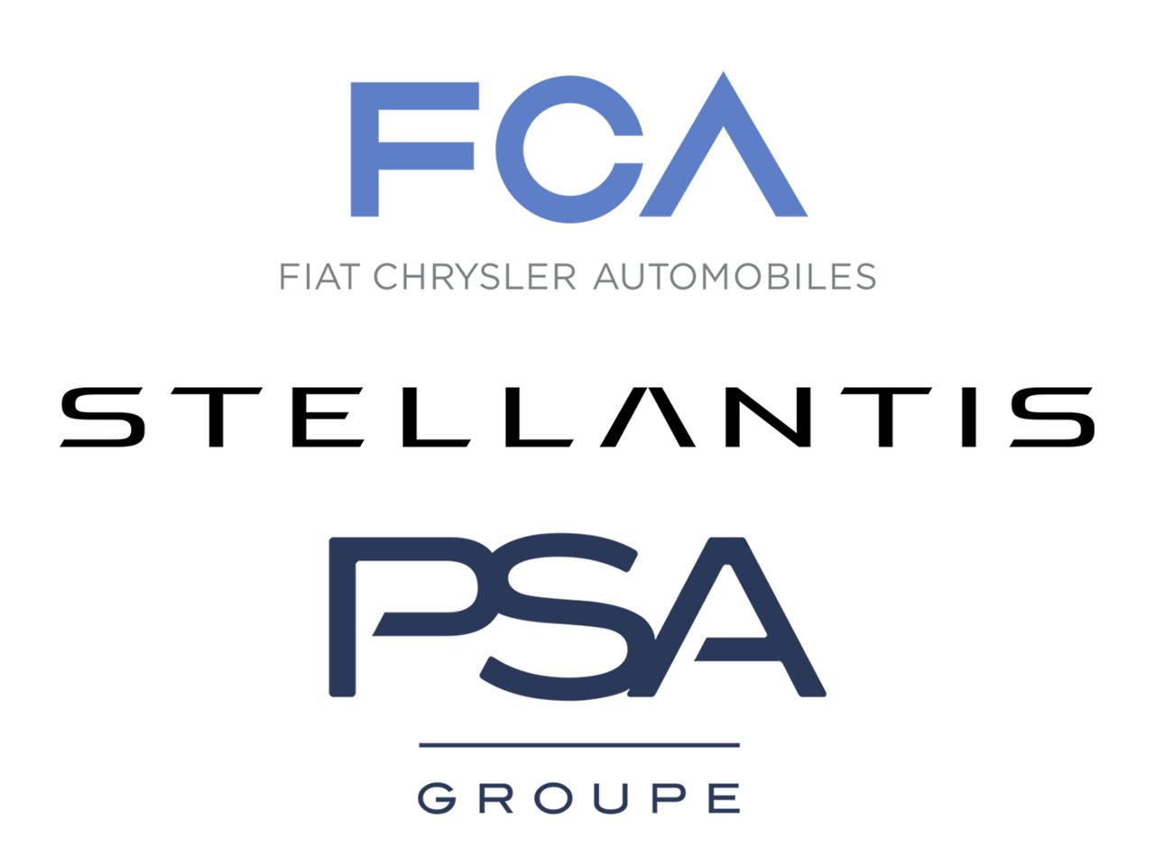 FCA and Groupe PSA form Stellantis
