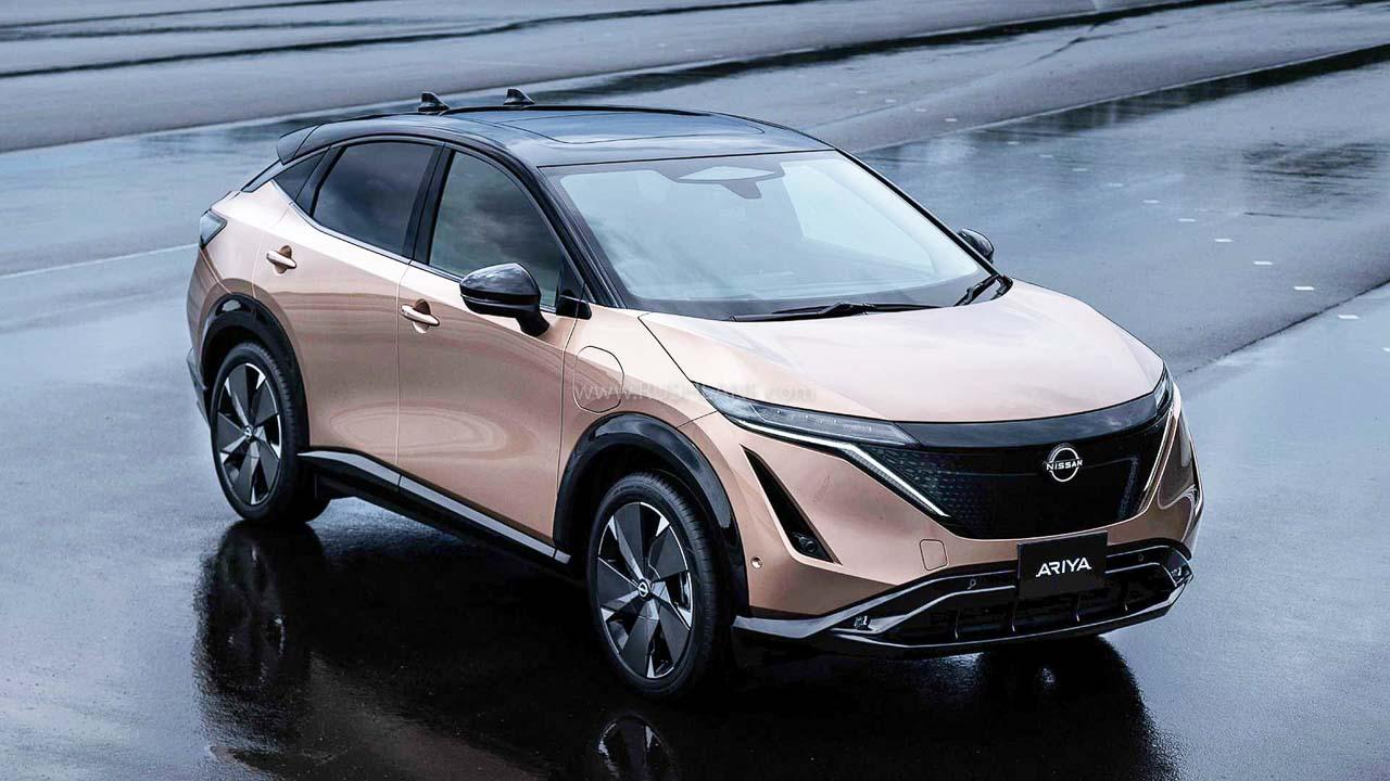 Nissan Ariya July 2020