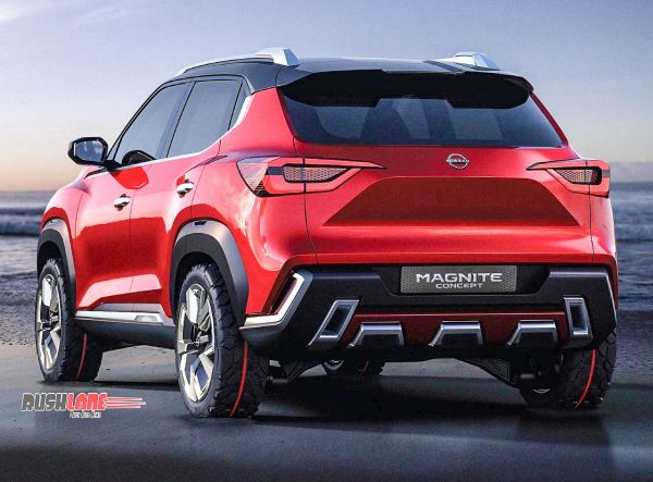 nissan magnite compact suv debuts ahead of india-launch in