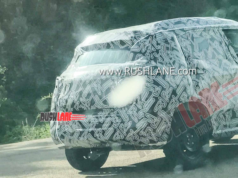 2020 - [Nissan] SUV EM2 Nissan-magnite-spied-testing-india-suv-small-3