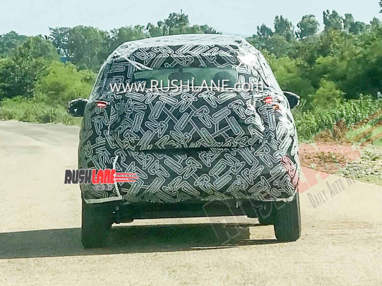 2020 - [Nissan] Magnite Nissan-magnite-spied-testing-india-suv-small-4