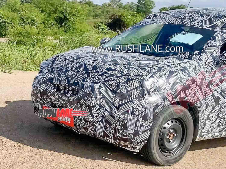 2020 - [Nissan] SUV EM2 Nissan-magnite-spied-testing-india-suv-small-5