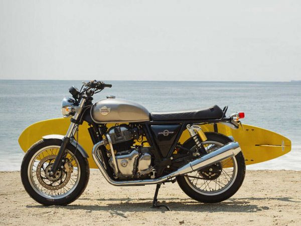 UK-spec Royal Enfield Interceptor 650