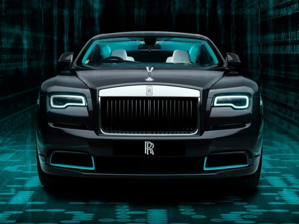 Rolls Royce Wraith Kryptos
