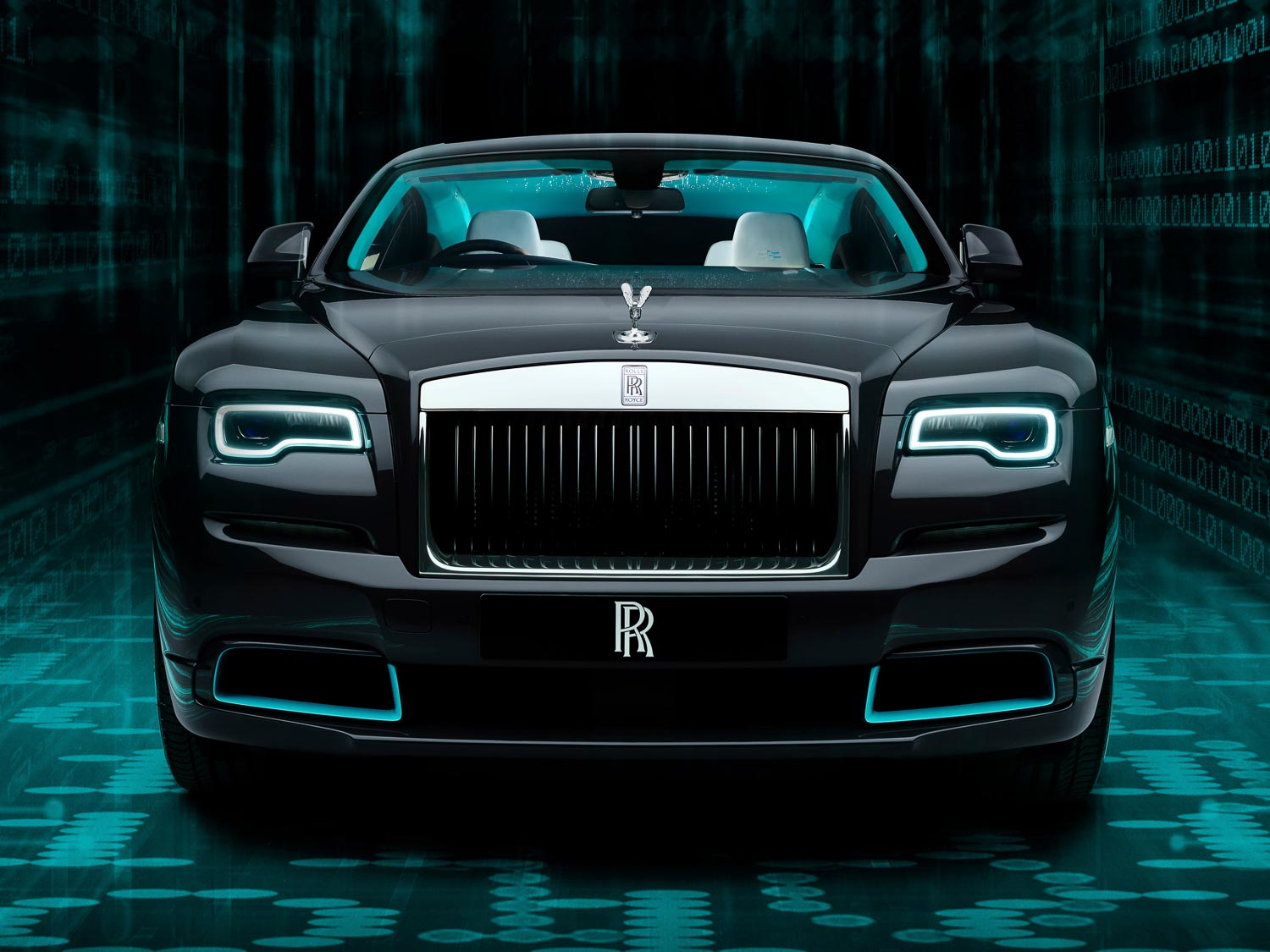 Rolls Royce Wraith Kryptos Debuts In Tvc Video Has Coded Secret Messages