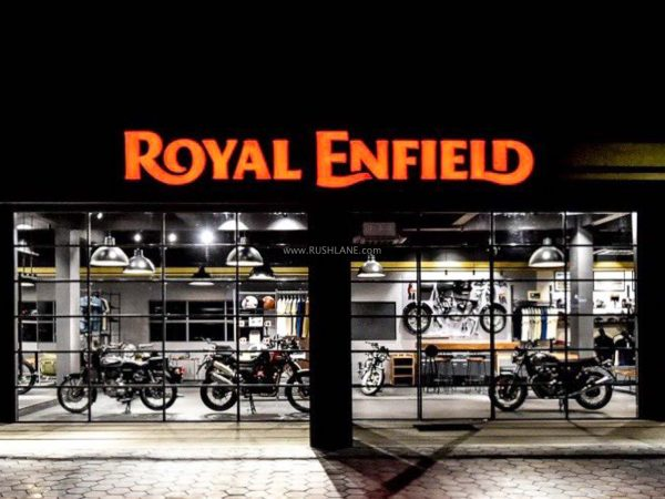 Royal Enfield Cambodia