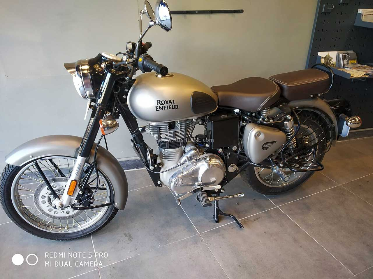 Royal Enfield Classic 350 Sales June 2020