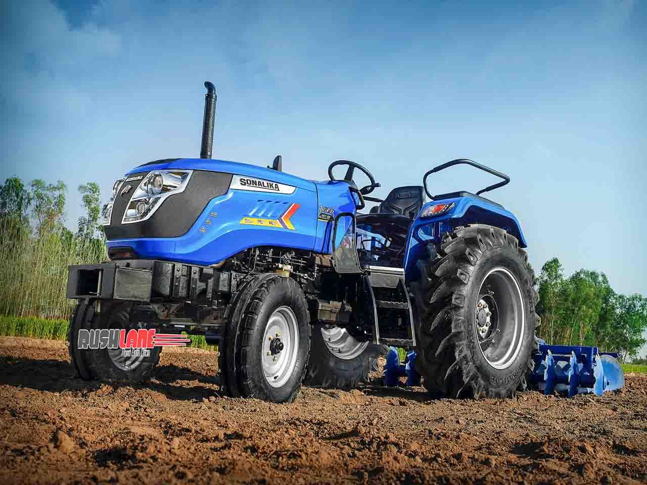 Sonalika Tractors June 2020