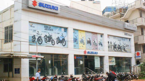Suzuki Dealer Service