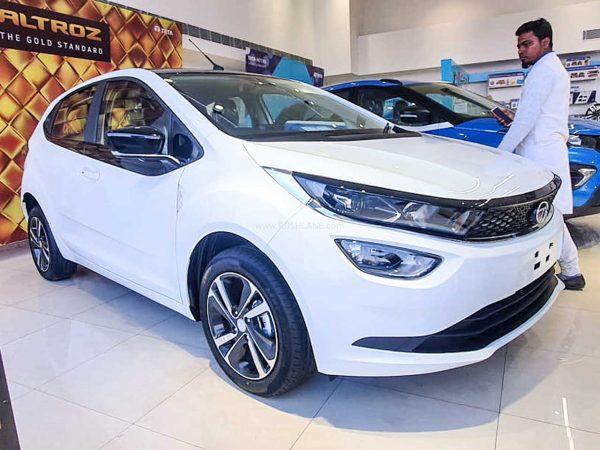 Tata Altroz sales June 2020