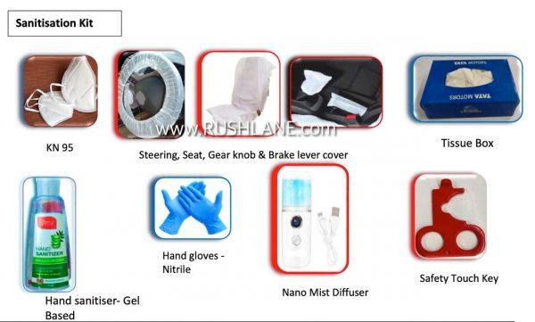 Tata Motors accessories