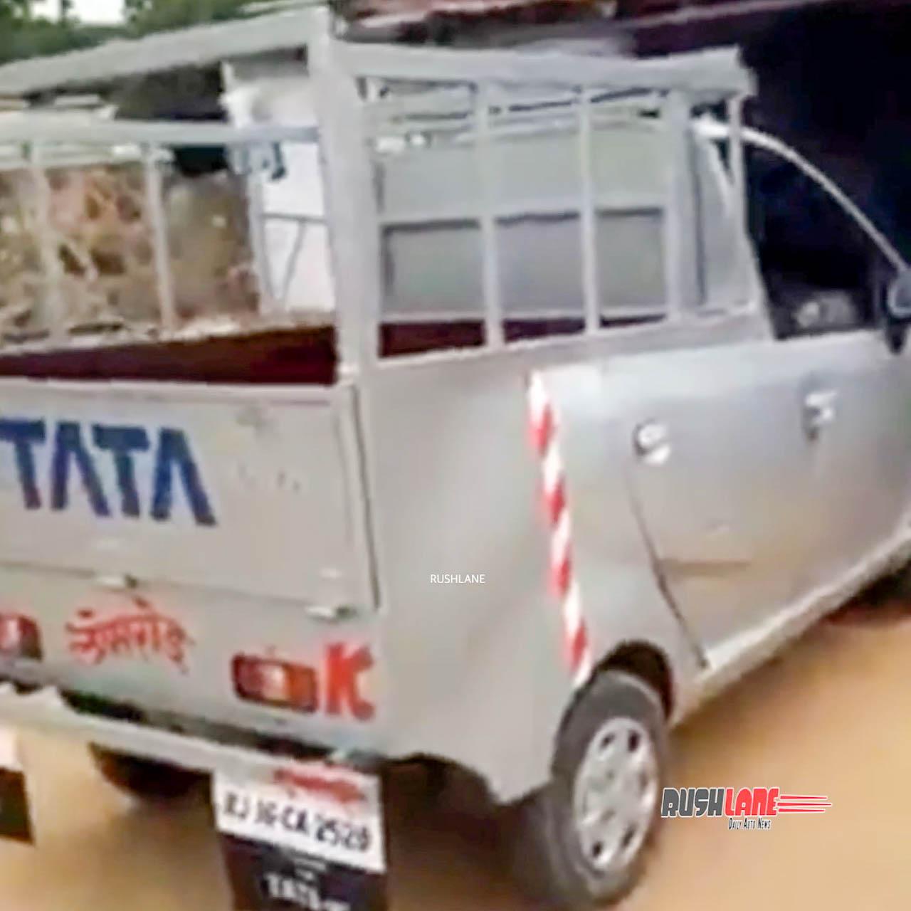 Tata Nano pickup