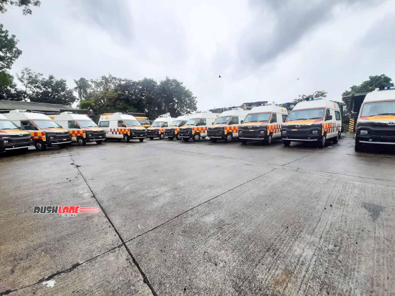 Tata Winger BS6 Ambulance