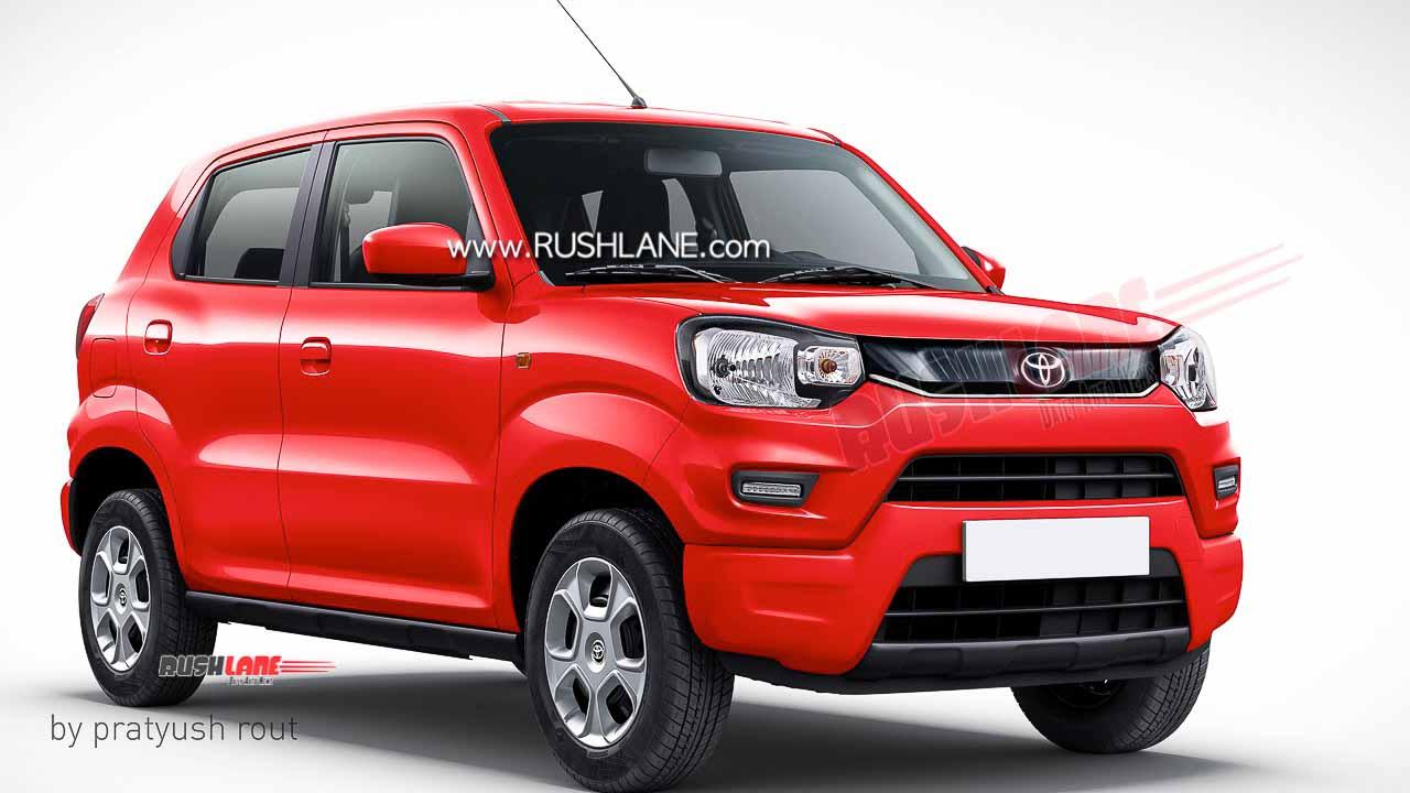 Toyota S-Presso