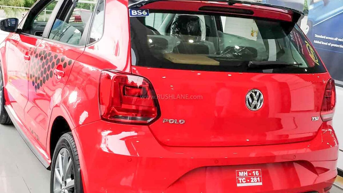 Bs6 Volkswagen Polo Vento Discount Offers For July 2020 Up To Rs 1 4 Lakhs