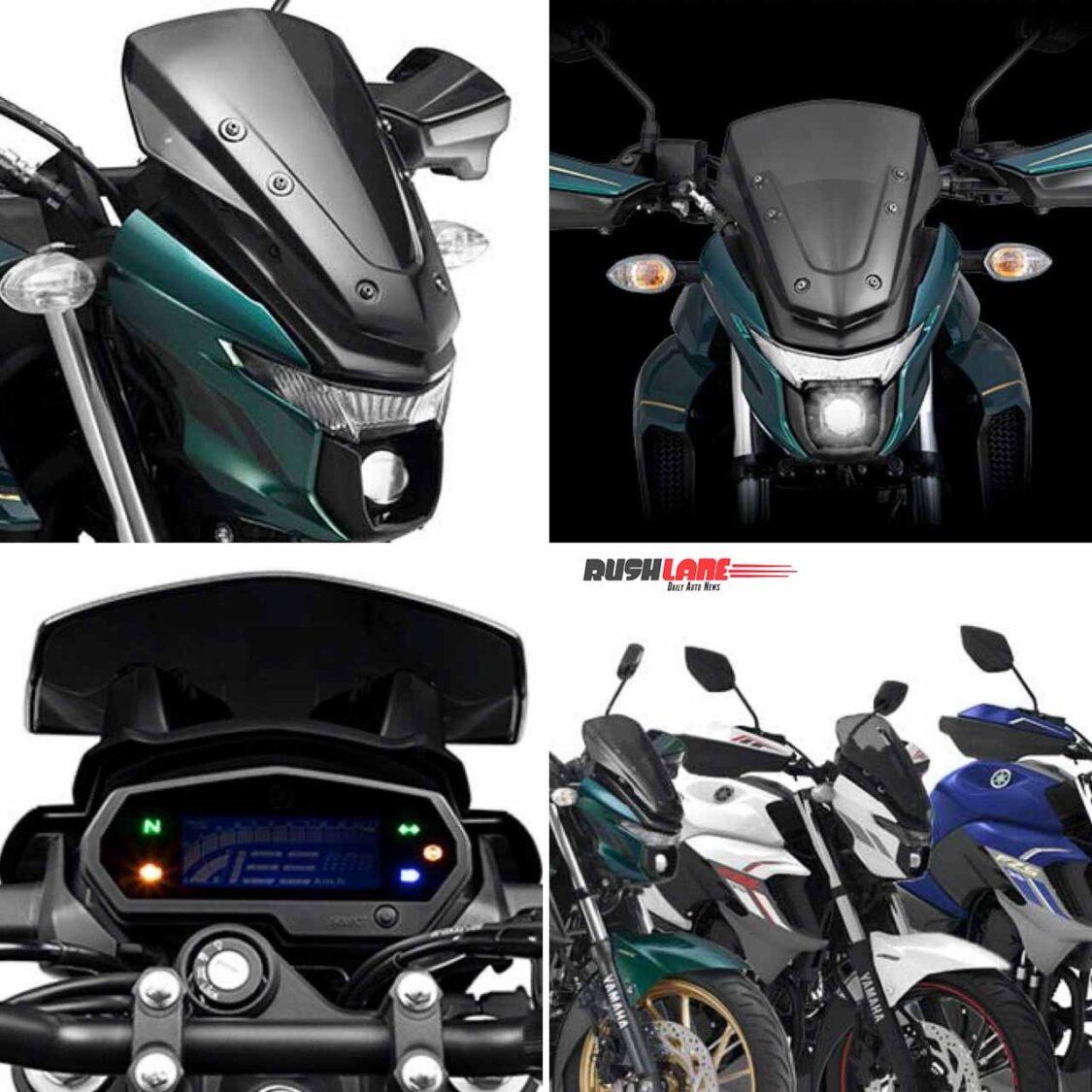 2020 Yamaha FZ25 BS6