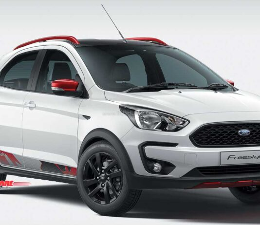 Ford Freestyle Flair Edition