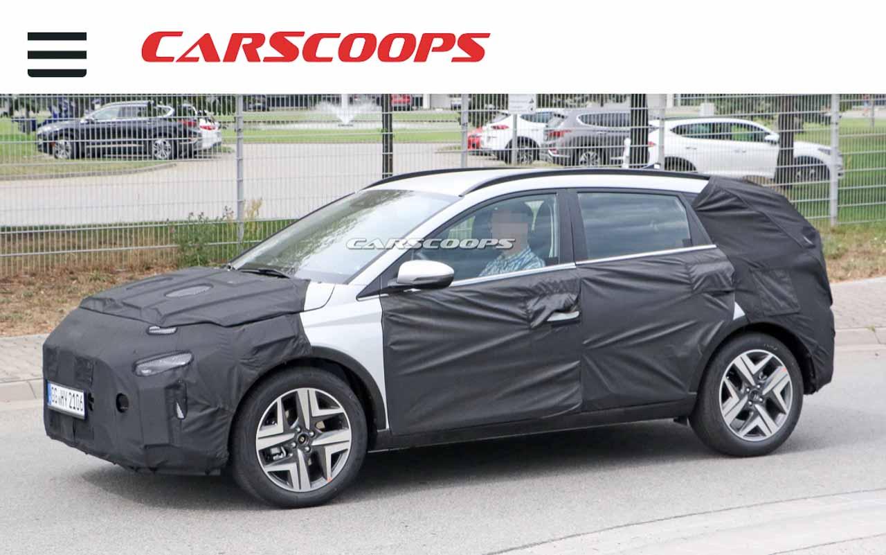 2021 Hyundai i20 Crossover