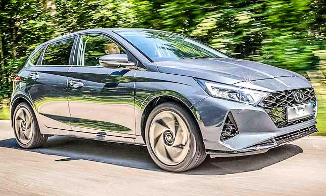 2020 Hyundai i20 Engine Specs