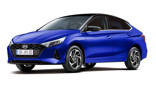 Hyundai i20 Sedan