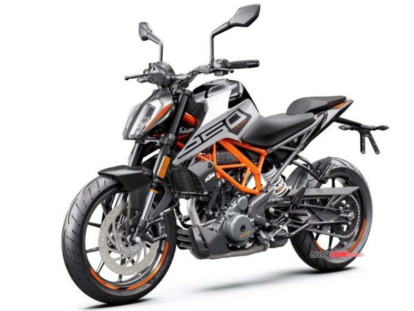 2020 KTM Duke 250