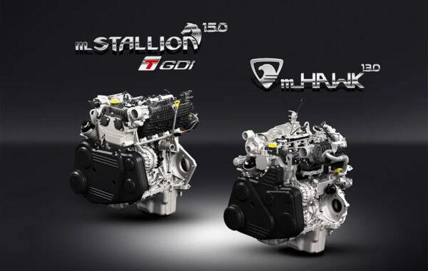 2020 mahindra thar bs6 engine