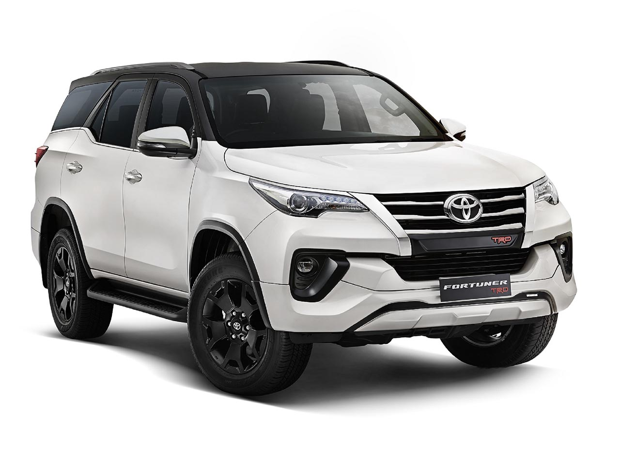 toyota fortuner trd edition