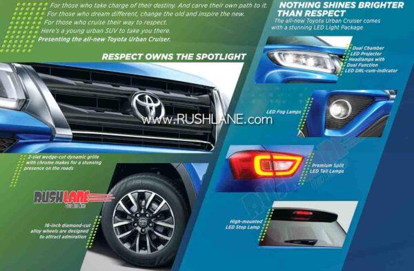 2021 - [Toyota] Urban Cruiser II 2020-toyota-urban-cruiser-brochure-leaks-26-600x394