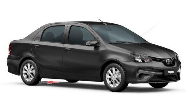 2021 Toyota Etios