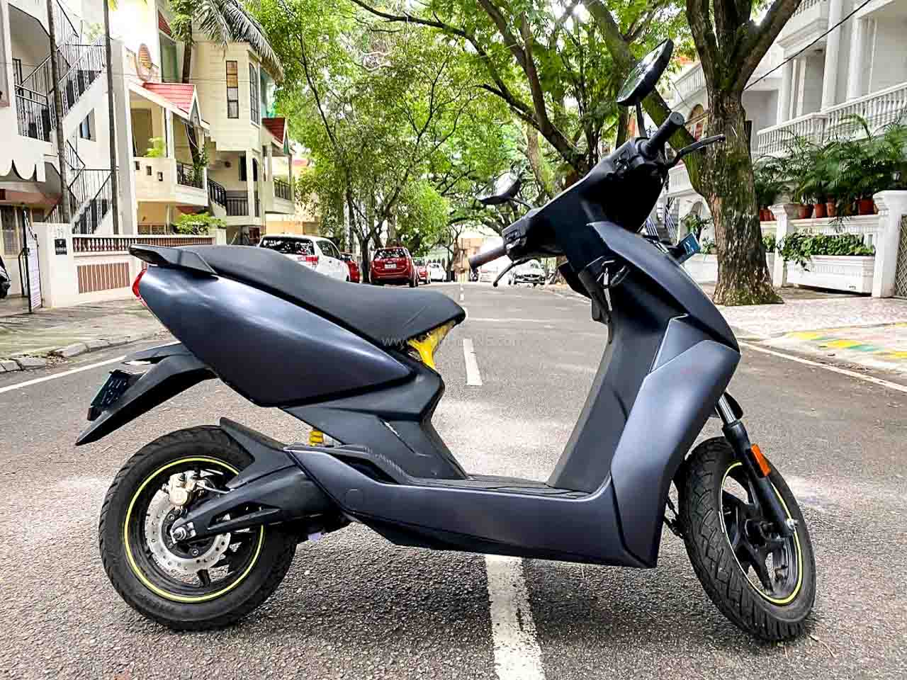 Ather 450 Electric
