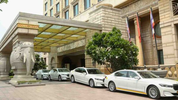 BMW India Hotels
