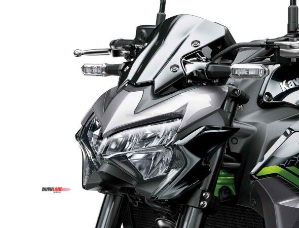 BS6 Kawasaki Z900