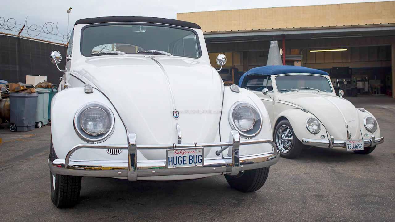 Giant Volkswagen Beetle