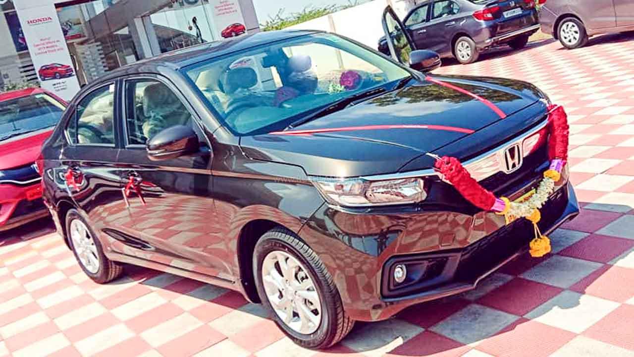 Honda Car India Discounts Aug 2020 - City, Civic, WRV, Amaze