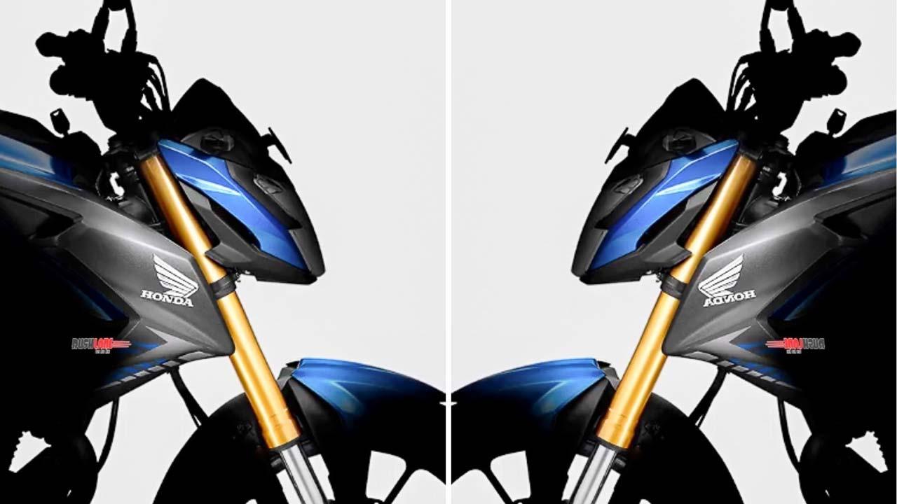 Honda CB 200 R New Teaser