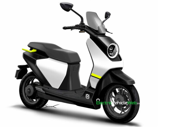 husqvarna electric scooter