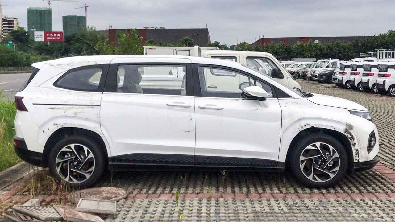 Hyundai Custo SUV