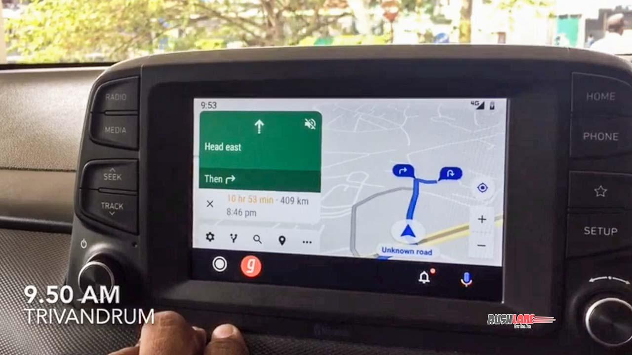 Hyundai Kona Electric road trip