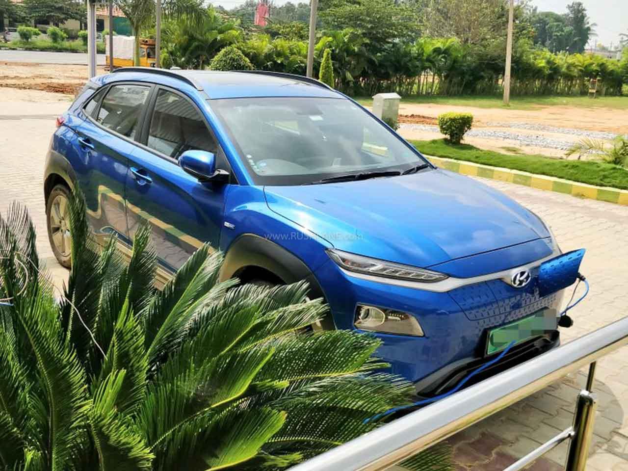 Hyundai Kona Electric Service Cost