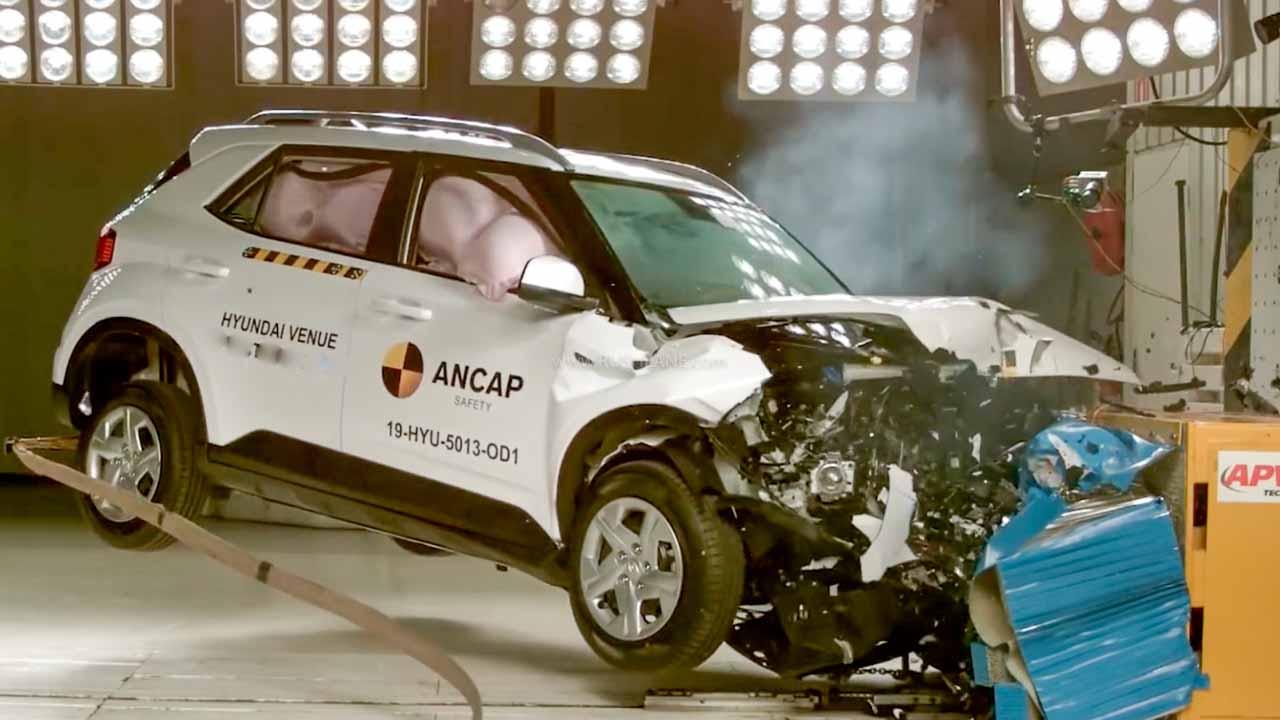 Hyundai Venue Top Safety