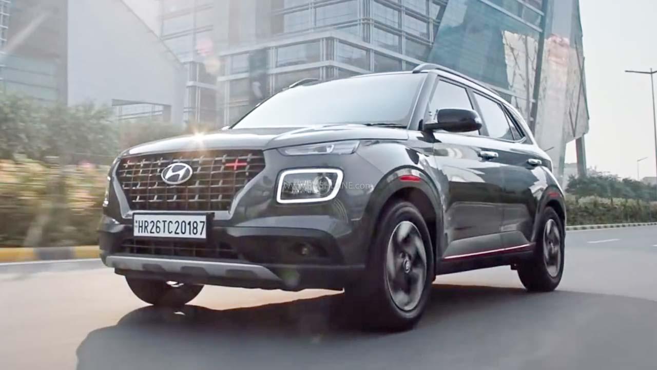 Hyundai Venue Sport TVC