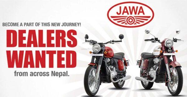 Jawa Motorcycle Nepal Launch