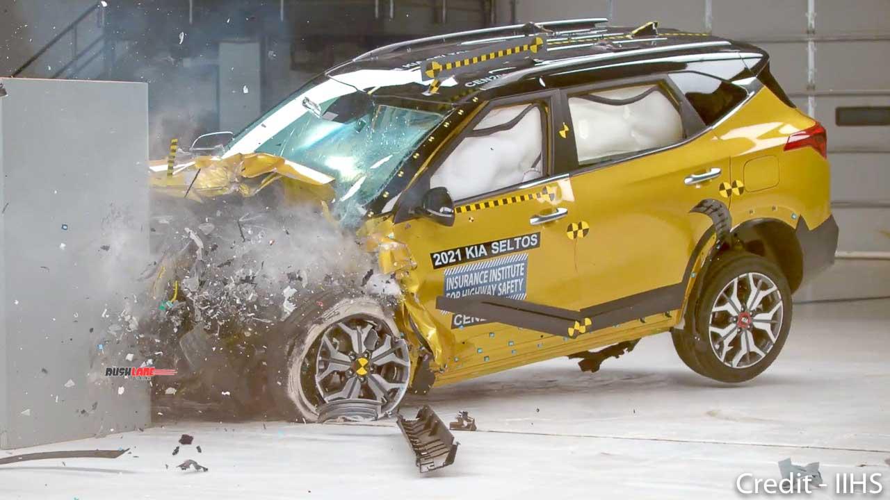 Kia Seltos Crash Test Safety Rating